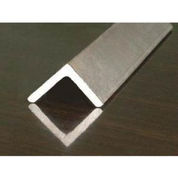 Steel Structure Cold Bending 316L Stainless Steel Angles and bars