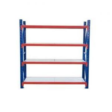 High capacity pallet racking system for warehouse solutions 4 layers adjustable warehouse garage rack