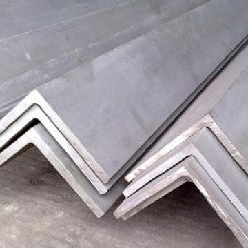 Hot dip galvanized equal slotted carbon angle steel bar