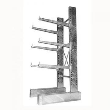 Warehouse Storage Heavy Duty Cantilever Racking For Long Pipe