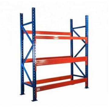 Warehouse heavy duty clothing storage steel rack with dividers factory supplier