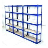 Mobile plastic storage bin wire shelving rack for warehouse and shopmall
